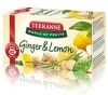 Čaj TEEKANNE ginger/ lemon